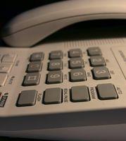Hva gjør et typiske Business telefonen nettverk?