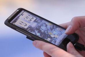 Hvordan å finne IMEI-nummeret på HTC Berøring Pro