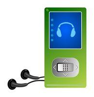Hvordan du kobler en iPod til en VGA-skjerm