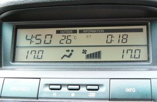 Automatisk klimaanlegg