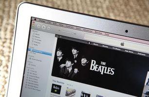 Hvordan lage en iTunes-konto på en iPod Touch