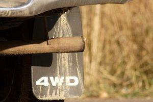 AWD vs 4WD gass kjørelengde