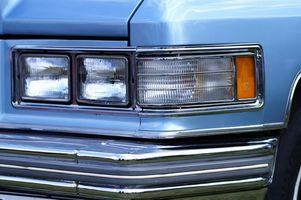 Hvordan fjerne støtfangeren på en Chevy
