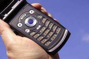 Hvordan å gå fra en Sprint telefon til en annen