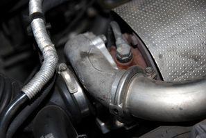 Hvordan endre Boost på en lager Nissan Skyline