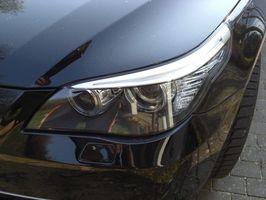 2006 BMW 5-serie spesifikasjoner