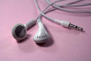 Hvordan fjerne sanger fra iPod spilleliste