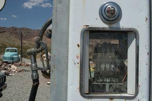 Hvordan forbedre gass kjørelengde på en Dodge RAM