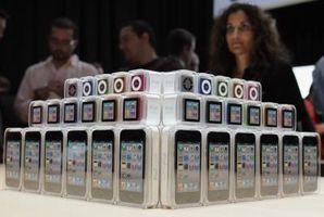 IPod og iPhone lader kompatibilitet