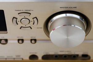 Hvordan koble en MP3-spiller til en Stereo-mottaker