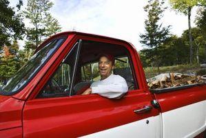 Hvordan å varme opp en Diesel lastebil