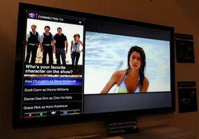 Toshiba farge-TV innstillinger problemer