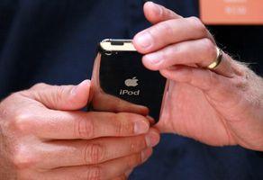 Hvordan du kobler en iPod til en usikret WiFi