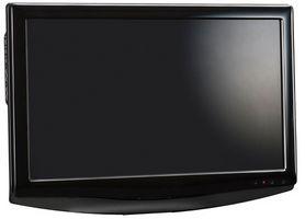 Hvordan kan jeg montere en Flat Vizio TV?