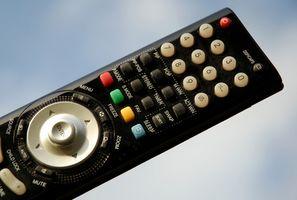 "Sylvania 26"" TV vil ikke fungere med en U-vers fjernkontroll"