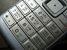 Hvordan å sende en ledig SMS