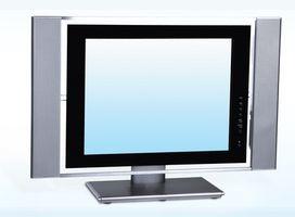 LCD fordeler Over CRT