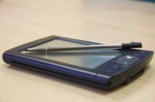 Mobile enheter markedsinformasjon