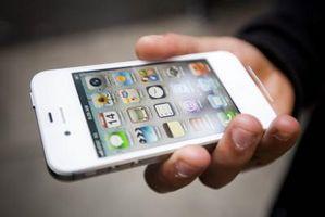Hvordan lage en iPhone lys opp når noen samtaler