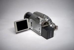 Hvordan laste ned Video fra et videokamera
