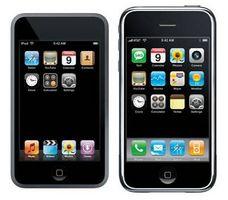 Hvordan iPod Touch arbeid?