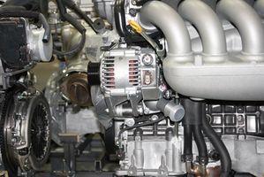 Hvordan endrer jeg dynamoen i en 1989 Chevy Cavalier Z24?