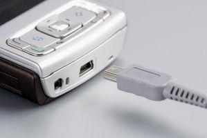 Hvordan kan jeg få bilder av telefonen LG fra Reachout Wireless?