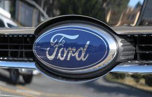 Ford lastebil Cab typer