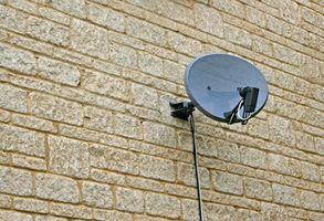 Hvordan sette opp en parabolen nettverk HDTV Superdish
