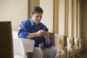 Hvordan du avbryter Yahoo! Messenger på min mobilenheten