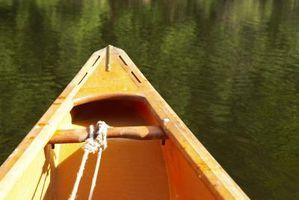 Hvordan bygge en kano utstyr