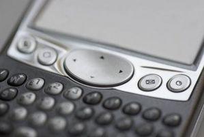 Hvordan du gjør en generell nullstilling på en BlackBerry Bold