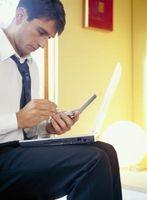 Hvordan sette opp e-post på en Revol telefon