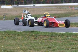 Avanserte Racing skoler