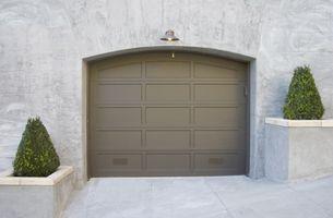 Hvordan Program en Cadillac garasje døråpner