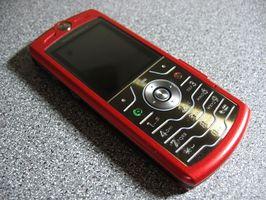 Hvordan å reparere en mobiltelefon-skjerm