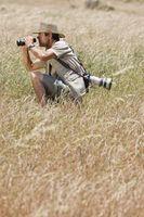Hva er viktig om rå modus på et digitalkamera?