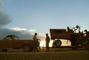 Fysikken i traktor trekker