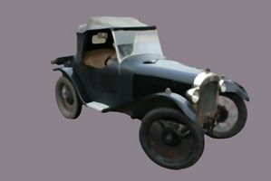 Hvordan å holde en Vintage bil i form