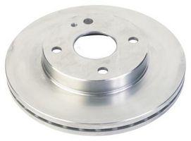 Hvordan erstatte foran rotorer på en 1990 Mazda