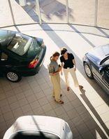 Hvordan sammenligne BMW serien med andre luksusbiler
