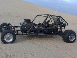 Hvordan bygge en Front motor Rail Buggy
