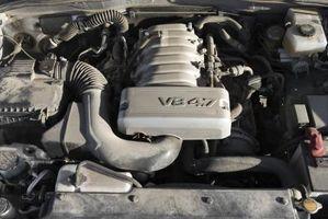 Chevrolet 350 Engine spesifikasjoner