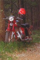 Hvor å tettsittende opp løs motorsykkel hjelm