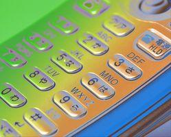 Hvordan låser jeg min Nokia 6300?