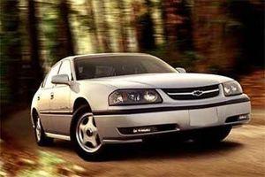 Hvordan erstatte Dome lys i en Chevrolet Impala