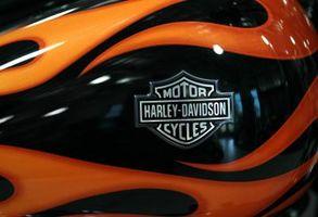 Harley Davidson motortyper