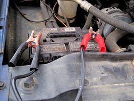 Dyp syklus batteri vs Auto batteri