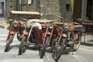 Feilsøke en Moped forgasser