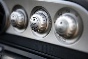 Hvordan du endrer automatisk AC fra R12 til R134a